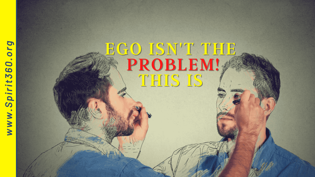 the EGO Problem that ain't