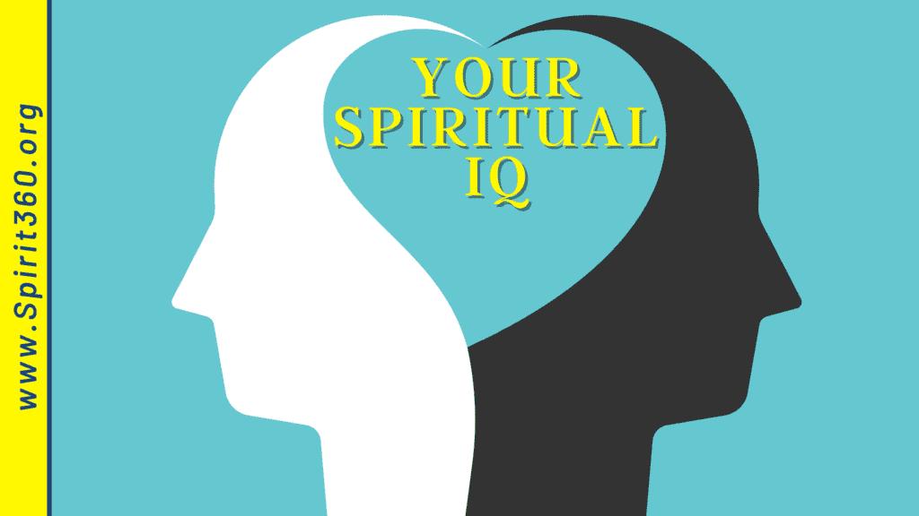 infinite intelligence iq test - rediscover your spiritual iq