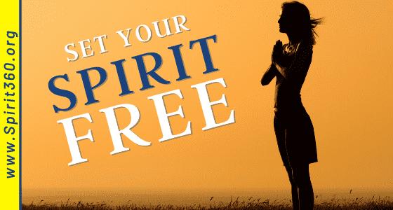 shameless spirituality - set your spirit free