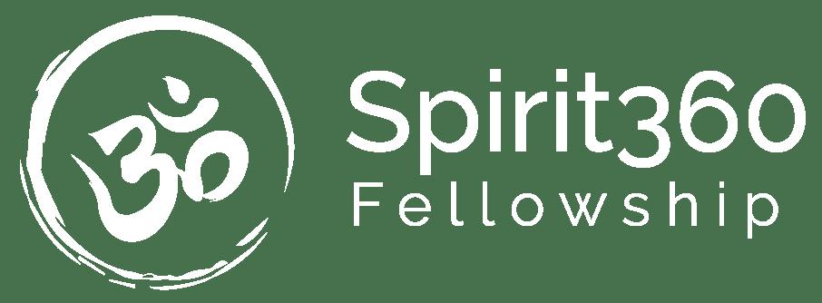 spirit360 fellowship logo white